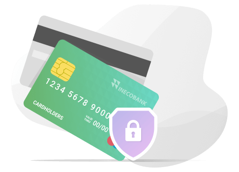 Security solutions for Inecobank Cards